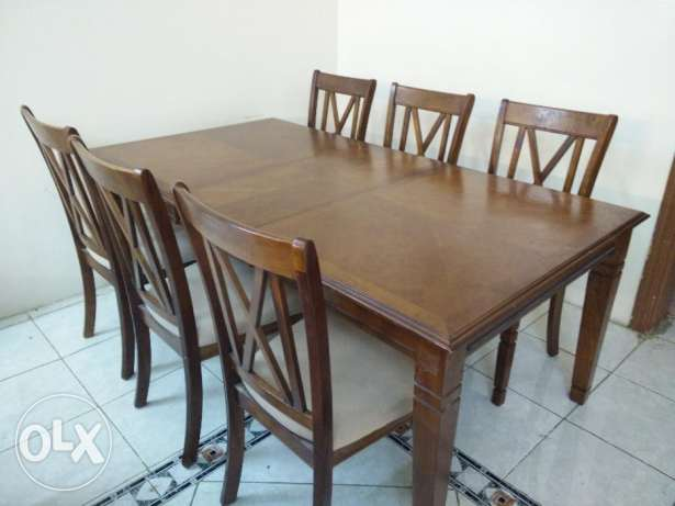 Home center Dining table