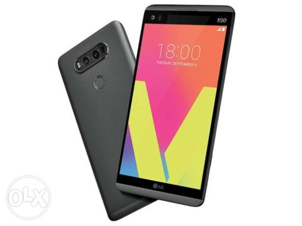 LG V20 As good as New