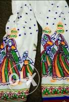 ladies embroided shalwars