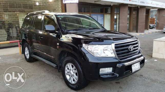 Toyota Land Cruiser (2011) V8 GXR, 60th Anniversary Edition