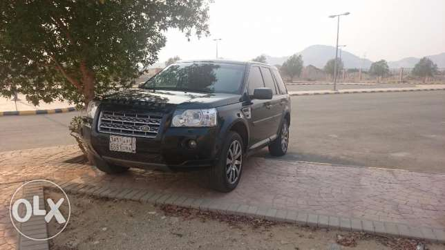 Land Rover Model 2010