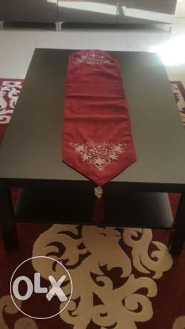Center Lounge Table with 2 Side Tables