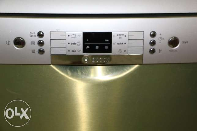 bosch exclusive dishwasher