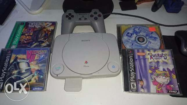 بلايستيشن 1 PlayStation