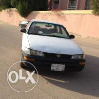 Sell Car Toyota Corolla