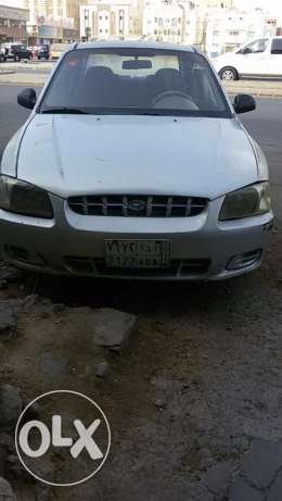 urgent sell hyundai accent with very cheap price جدة -  1