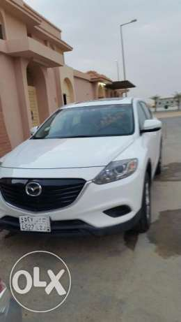 MAZDA CX9 (2 Wheel Drive), 2016, Automatic, 8670 KM, For SAR 84,000 الرياض -  4