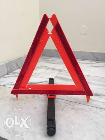 safety triangle for car