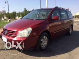 KIA CARNIVAL 2008 For Immediate Sale in Jeddah
