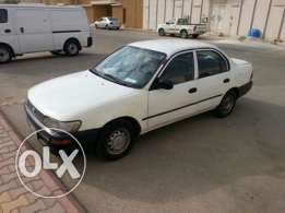 Toyota Corrola 97 Model. Very Good Condition. Urgent Sale