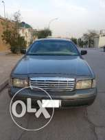 "I would like to sell my ""Ford Crown Victoria 2001"" for SAR 10,500/-"