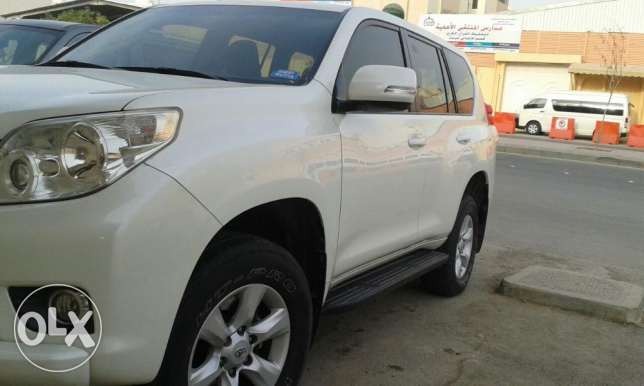 I would like to sell my Toyota land cruiser prado car الرياض -  2