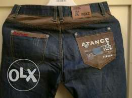 5 jeans and 2 karki trousers (new)good quality size 33