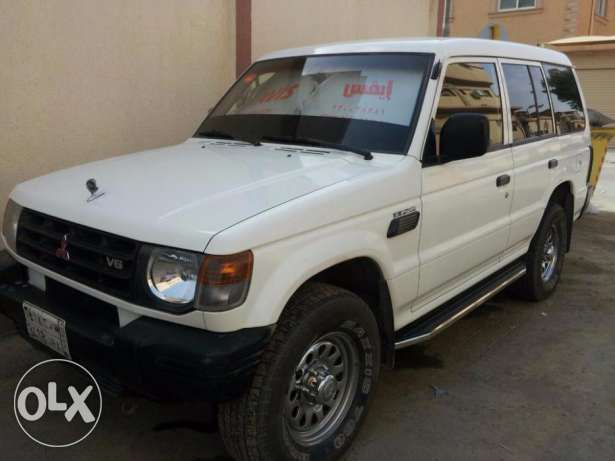 Rush Sale - Mitsubishi Pajero 2002 (Manual Transmission) 4x4 7Sitter