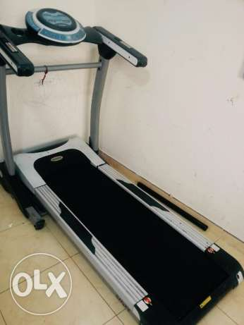 Treadmill Professional on throwaway price leaving on final exit