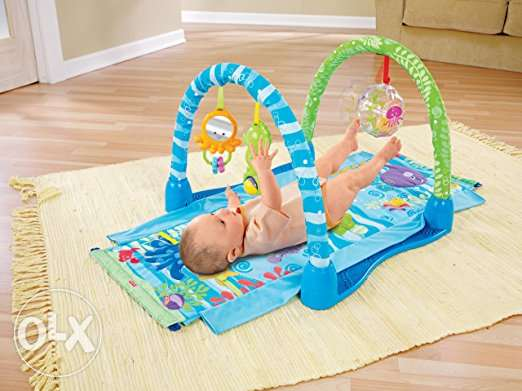 FisherPrice 'Under the sea' Playgym