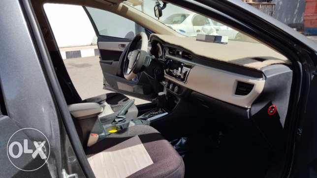 Toyota corolla 2015 model. In very good condition.well maintained. الجبيل -  5