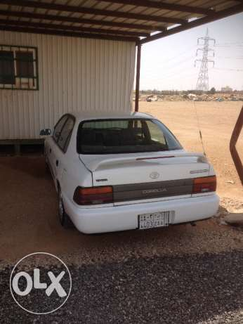 toyota 1995 corolla with brand new aircond compressor