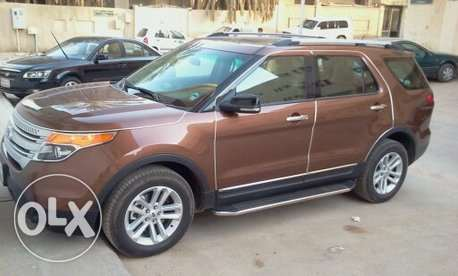 Ford Explorer XLT Full Option Excellent Condition Just Run 66000/KM