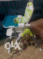 Compacta Feeding Chair for Children. 2 days in Jeddah from 10/12