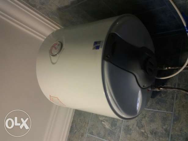 Electric water heater 50 Liters
