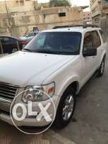 Ford Explorer 2009 in good condition Odm 132300km
