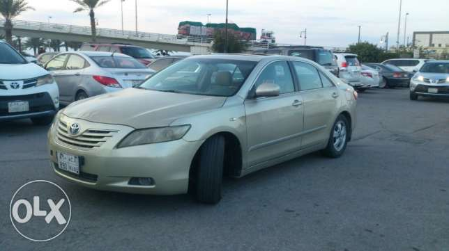 I want to sale my Toyota Camry