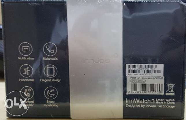 Smart Watch Innwatch3 IWatch Clone By innjoo