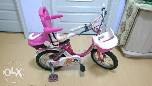 Bike - Pink for Girls