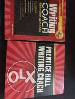 prentice hall writing coach text book and workbook for sale