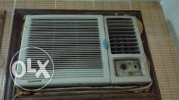 4 Window AC for Sale in perfect condition