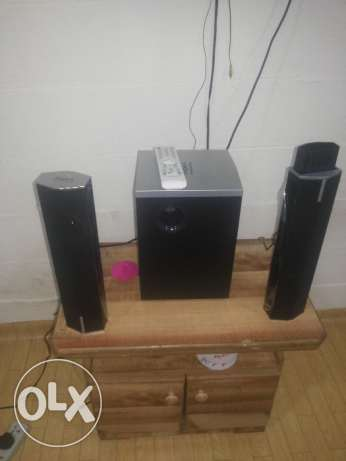 Home teayere& tv for sale الدمام -  2