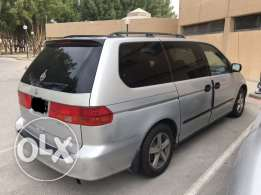 SAR 15000 Honda Odyssey, 2001, Automatic, 410000 Miles, Expat Owned