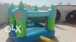 Happy Hop Jumping Castle With Powerful Air Motor
