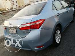 Toyota Corolla Xli 1.6 Full Option Executive