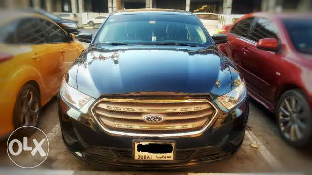 Ford Taurus 2013 SE GCC Agency Maintained Good Condition