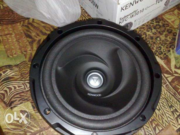 Kenwood woofer (1000)watt
