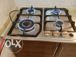 electric stove 4 burners