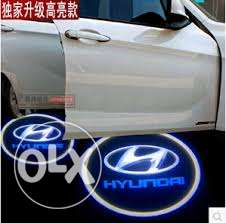 Car Door Projector logo lights (Toyota, Honda,Nissan)With Free Delivry مكة -  1