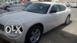 Dodge Charger 2008 White in Very Good Condition