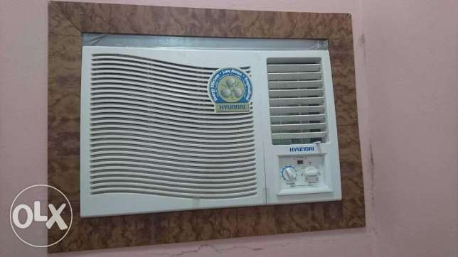 Window AC مكيف شباك هيونداي