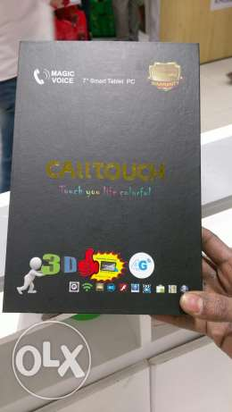 Call touch tab 4g