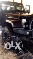Jeep Wrangler Sahara , fully modified