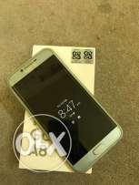 Samsung A8 6 new condition with complete box