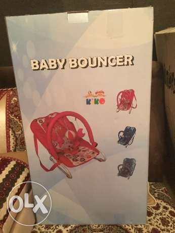 ALL NEW BABY Bouncers !!! for only 150 SR