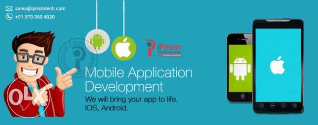 Android, iOS and Black Berry Mobile App Development in Saudi Arabia