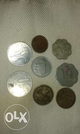 I want to sail old Indian coin جدة -  2