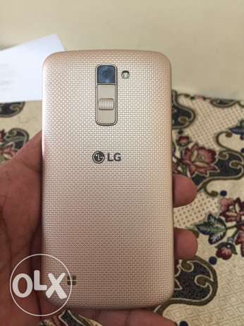 LG k10 mobile like new