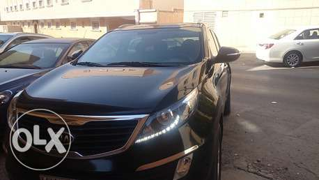 Kia Sportage 2012 ( Low Mileage ) الرياض -  1