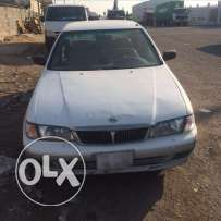 Urgent Sale Nissan Sunny 1998 Model Automatic 4000 SR